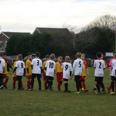 Grimsby Borough Under 10's Telec v Discoveries Empire