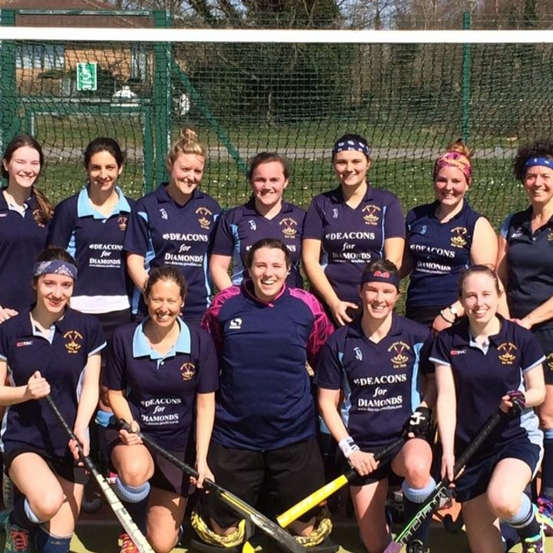 Royal Wootton Bassett Hockey Club vs. Blockely