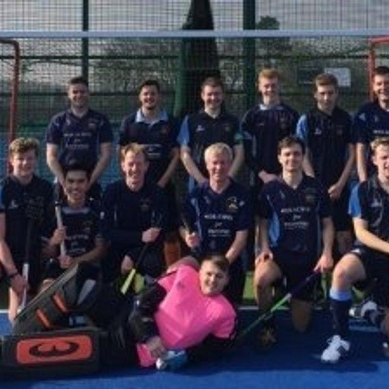 Chippenham C vs. Royal Wootton Bassett Hockey Club