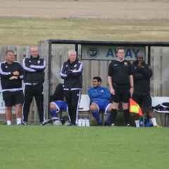 Peacehaven vs Haywards Heath Town. FA Cup Prelim. 20th Aug 2016
