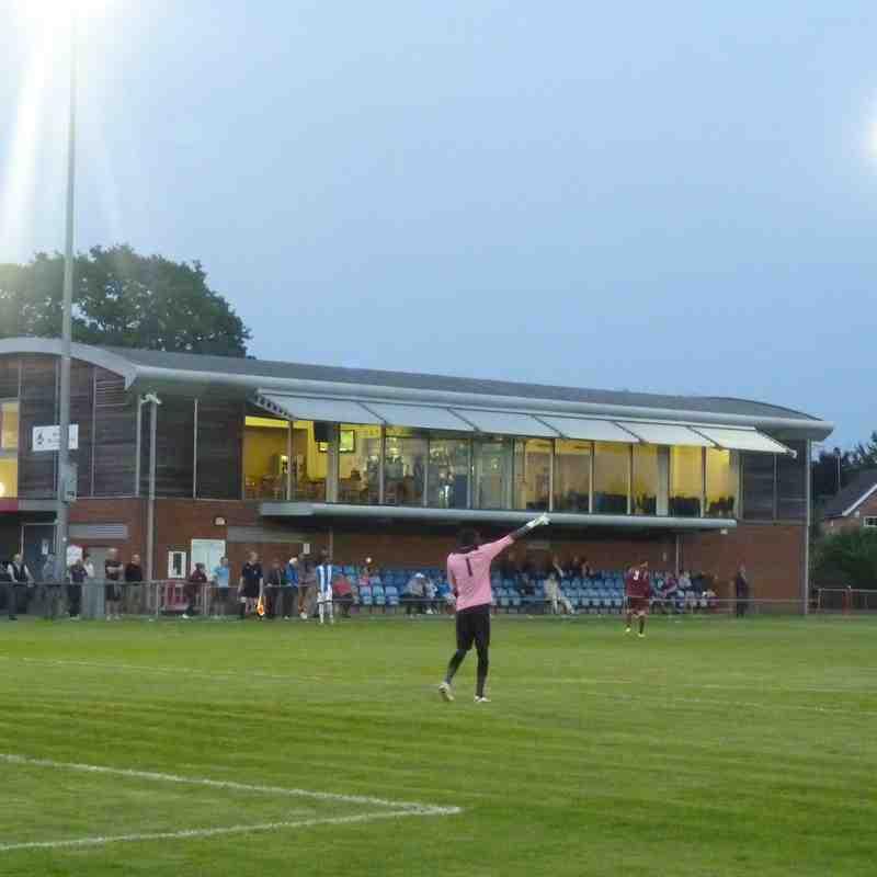 Horley Town vs Haywards Heath - 25th July 2017