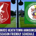 Whitehawk & Burgess Hill Town To Host Heath In Pre-Season Friendlies