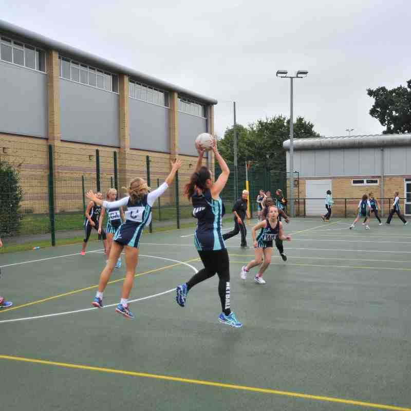 Breakaways Inter House Netball Tournament 2016