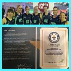 Giness World Record
