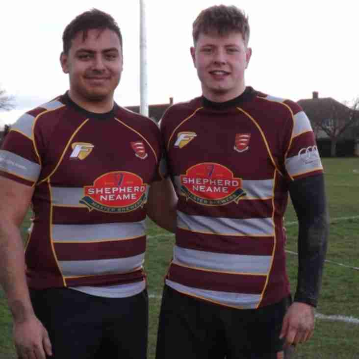 Ilford Wanderers pair Alex Dean feature for Essex under-20s in Jason Leonard National Championships