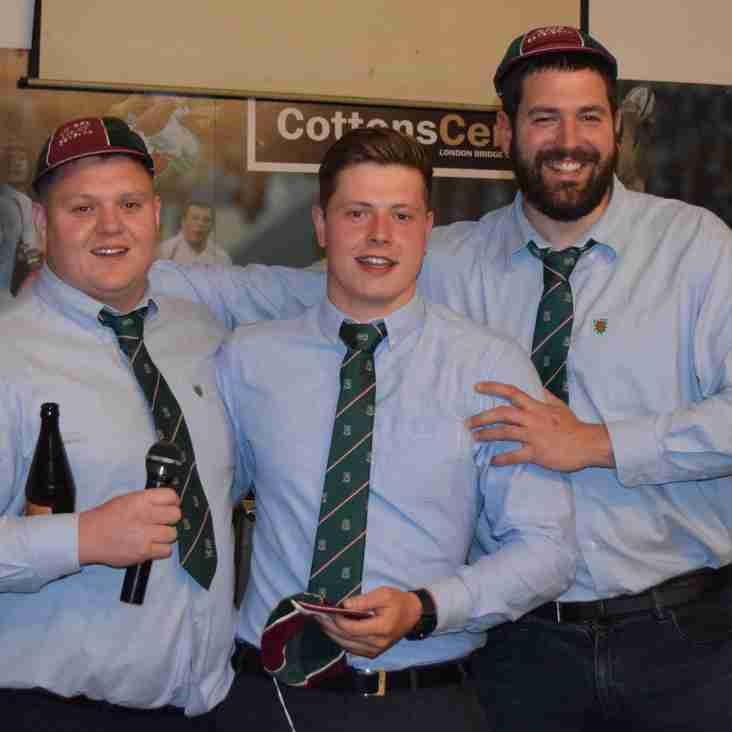 IWRFC 2017 - 2018 SEASON AWARDS