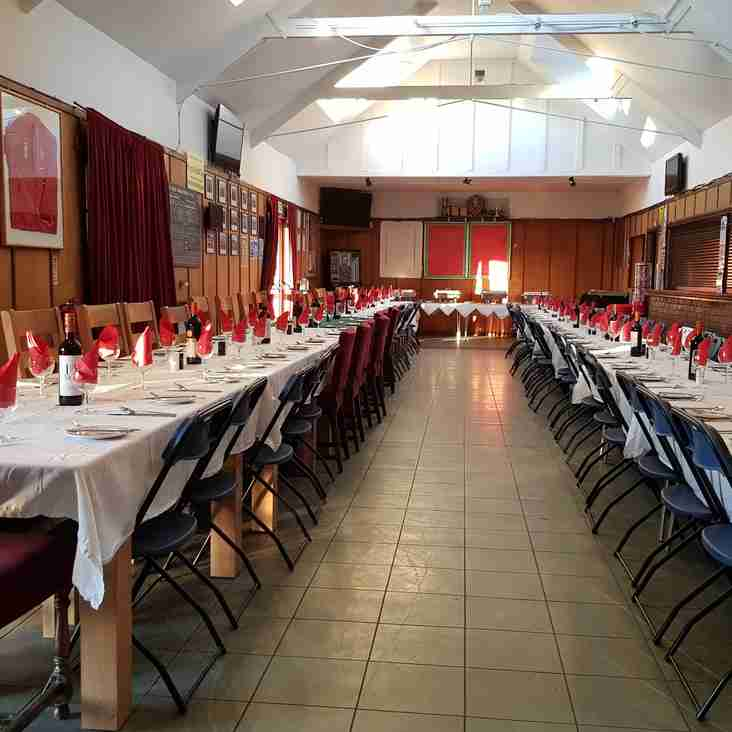 Annual Memorial Lunch