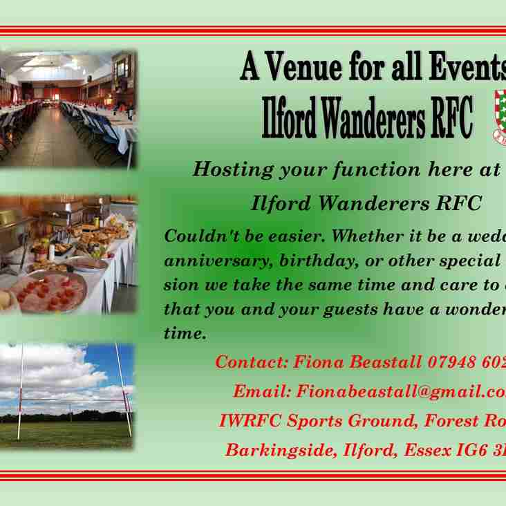 A Venue for all Events