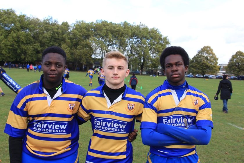 COUNTY HONOURS BECKON FOR UNDER 15S TRIO