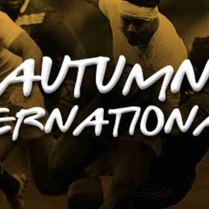 2017 Autumn International Ticket applications