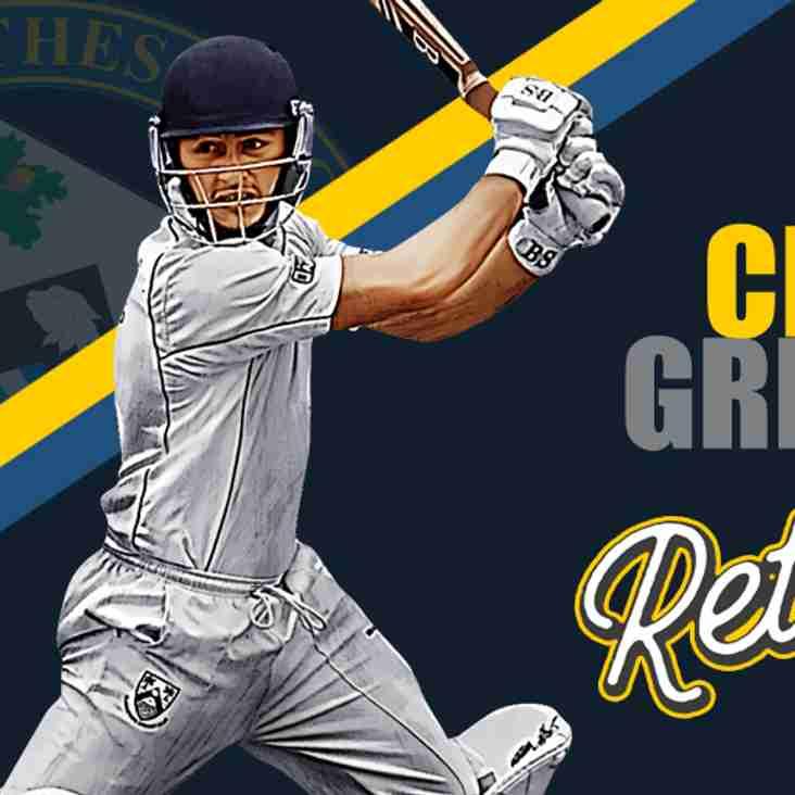 Chris Greaves Returns to Glens