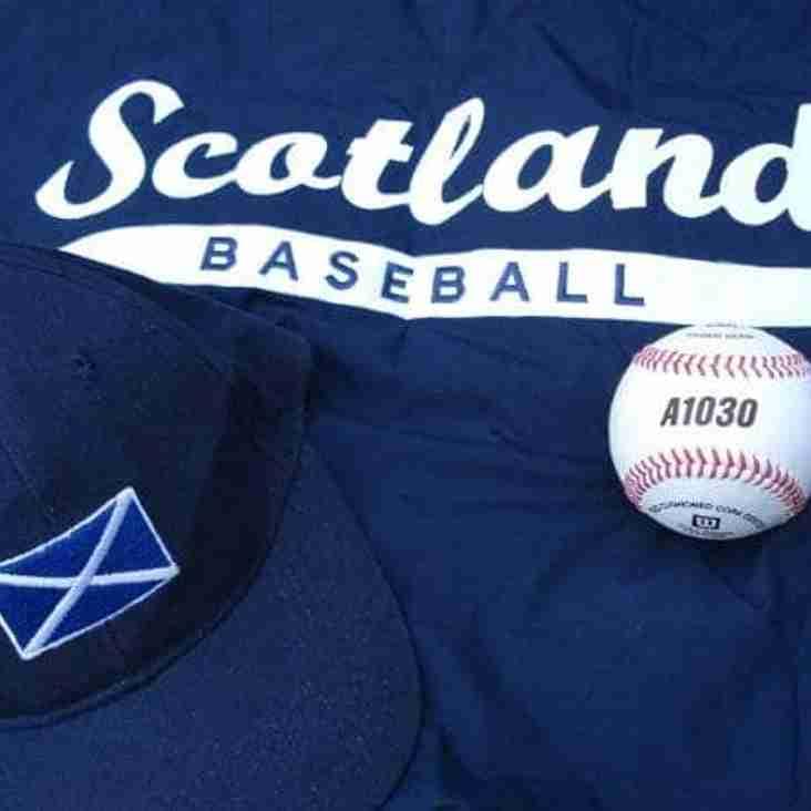 GCC Pursue Scottish Baseball Dream