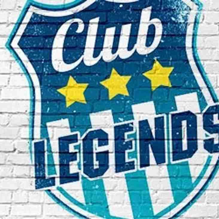 Club Legends Photographs - Important - Team photos