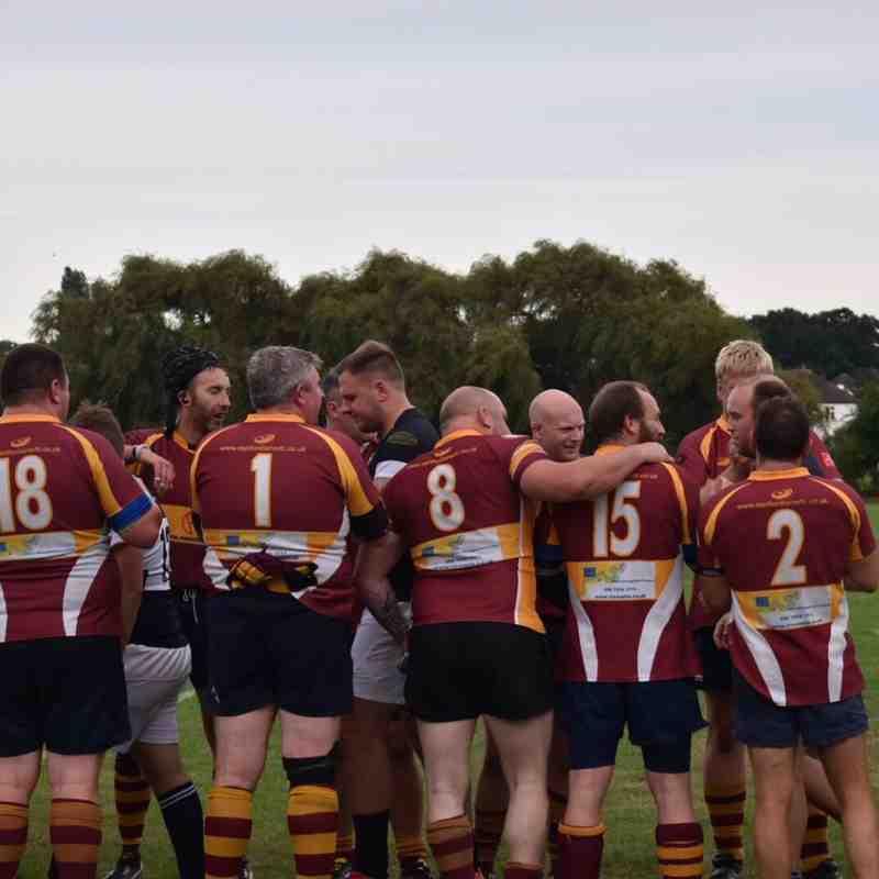 OD AXV V Dartfordians Saints 24.09.16