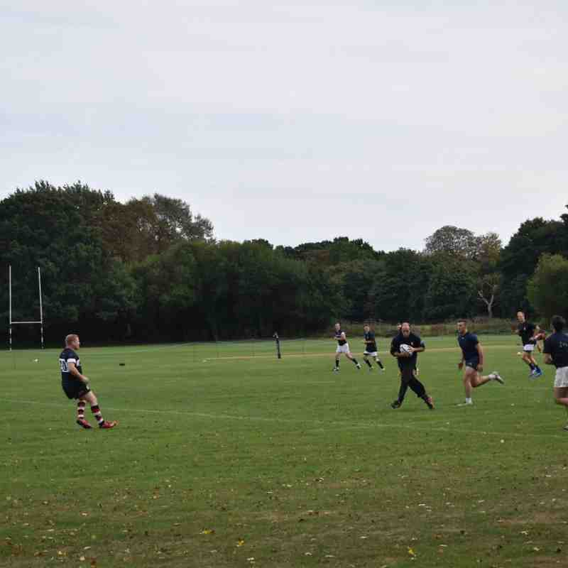 OD AXV V Dartfordians Saints 24.09.16