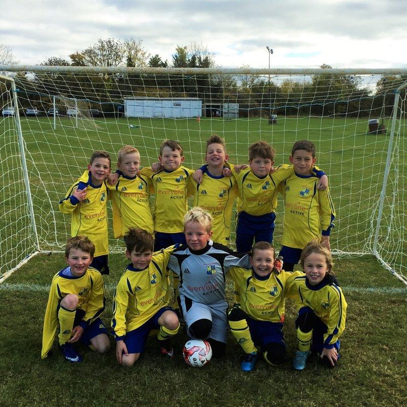 Southam United FC 2 - 2 Leamington Hiberian Minor