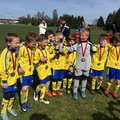 Under 10 Devils lose to Rugby Town Pumas 2 - 4