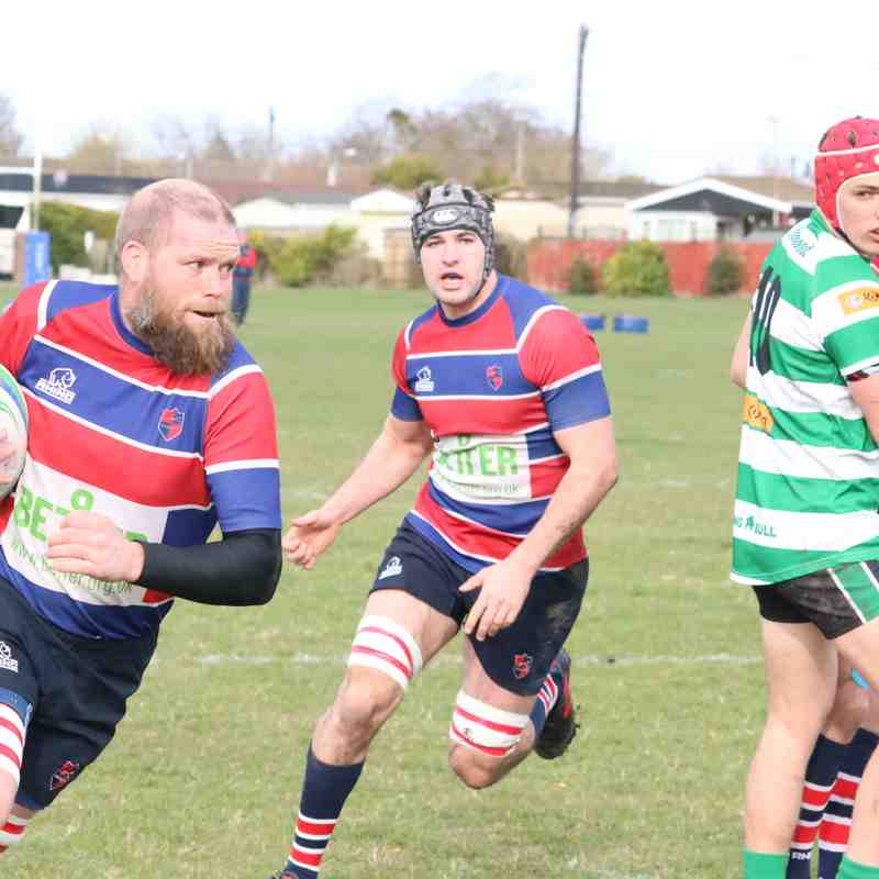 Grove RFC 57 v 7 Dorchester RFC 10 March 2019
