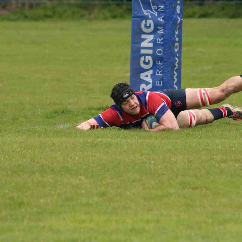 Grove RFC 33 v 18 Yeovil RFC 6 April 2019