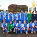 Under 15s promoted