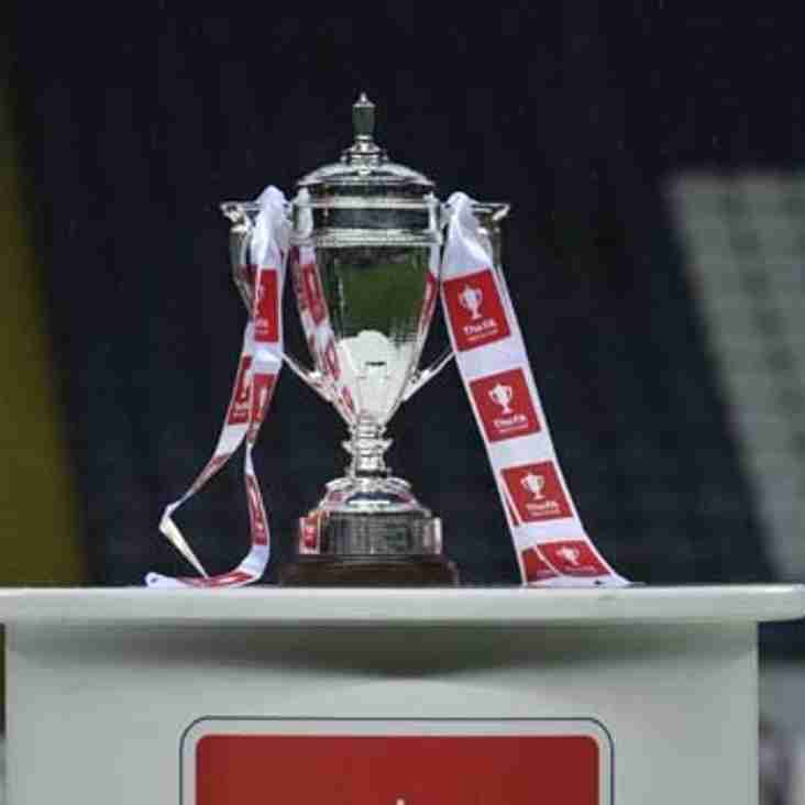 BURY FA YOUTH CUP DETAILS CONFIRMED