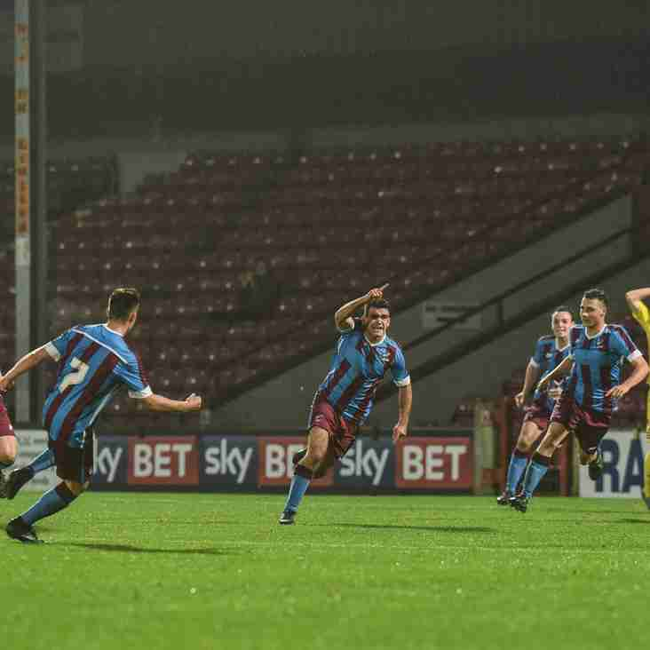 FA YOUTH CUP ROUND 2