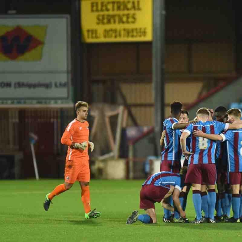 Under 18's v Bury - 17th November 2015