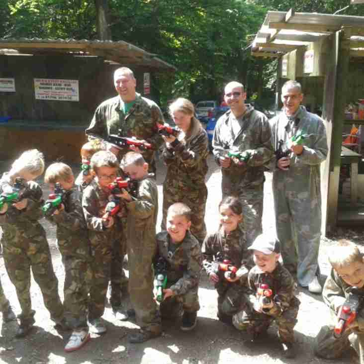 End of Season - Laser Tag