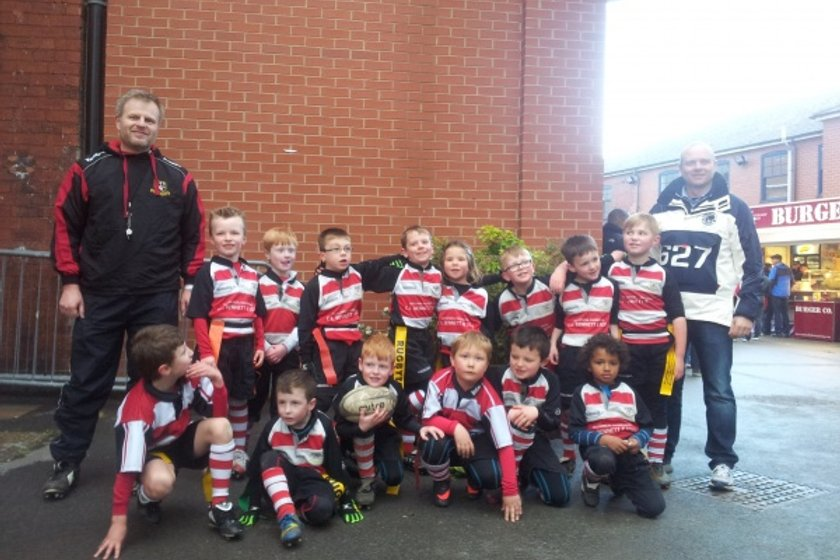 Cleckheaton RUFC vs. Family Fun Day