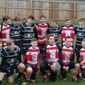 U14s start the New Year with a win