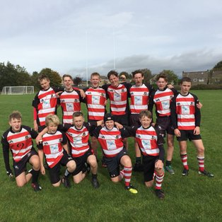 Cleckheaton Under 15s welcome YMCA & Keighley to Moorend