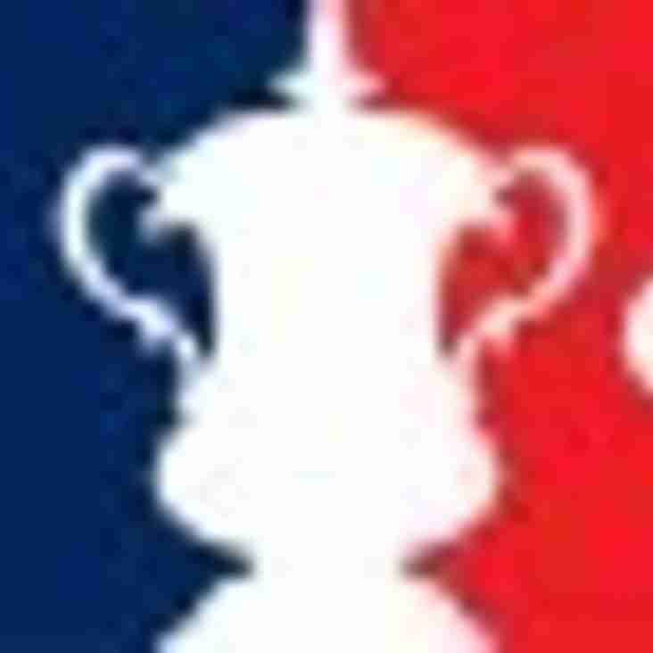 Firsts crash out of FA Cup