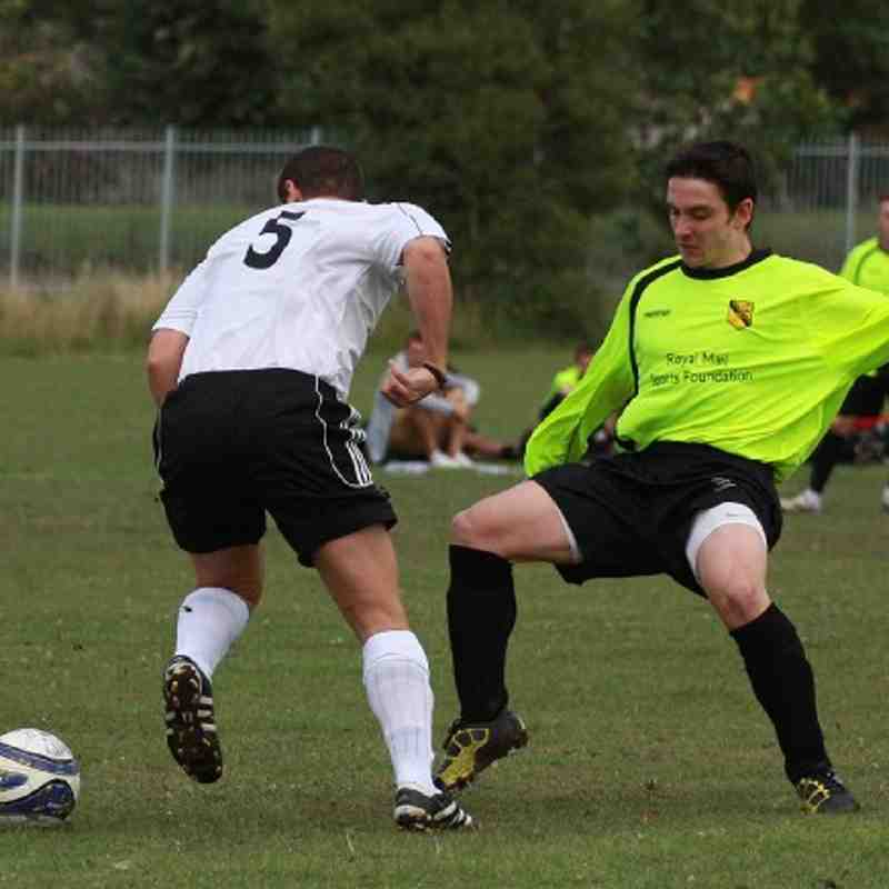 Firsts v Westfield (16/7/11)