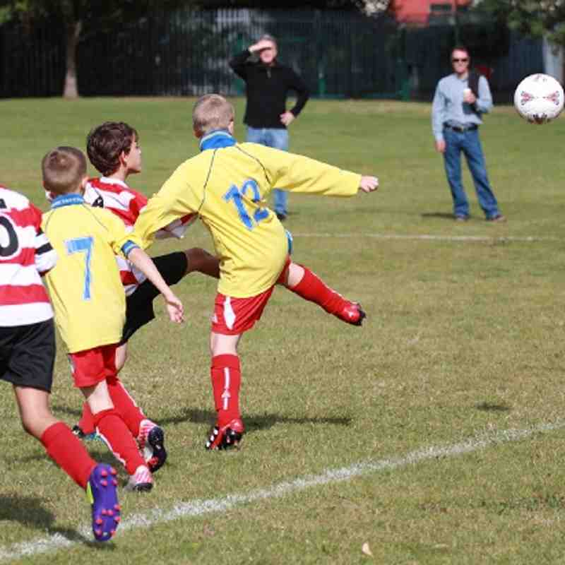 U10 Arrows v Kingstonian Youth Colts