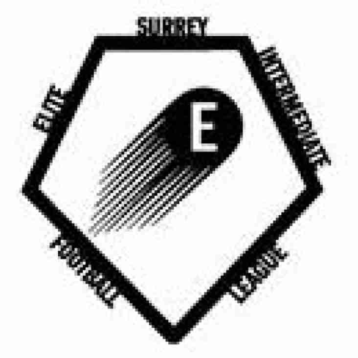 Surrey Elite League update