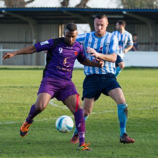 First's make history at Worthing Utd