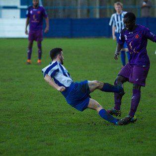 First's draw with Chertsey