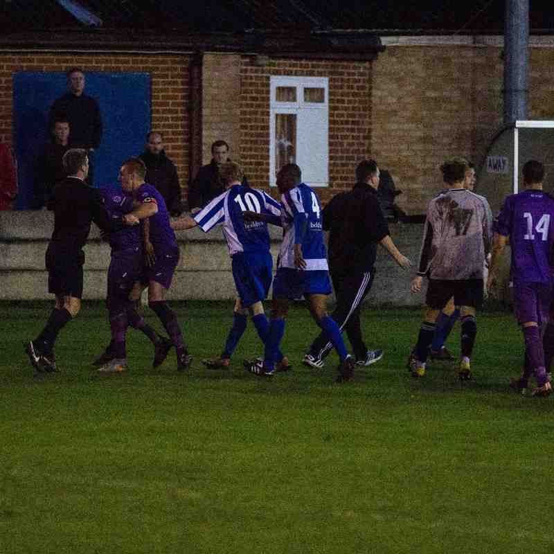Chertsey Town 0-0 Sutton Common Rovers