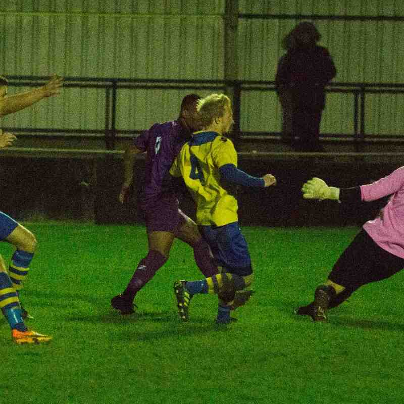 Eastbourne Town 2-3 Sutton Common Rovers