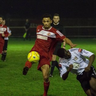 First team fall to Molesey defeat