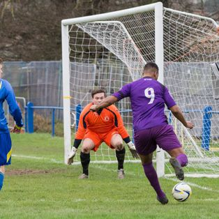 First's hit by late goals