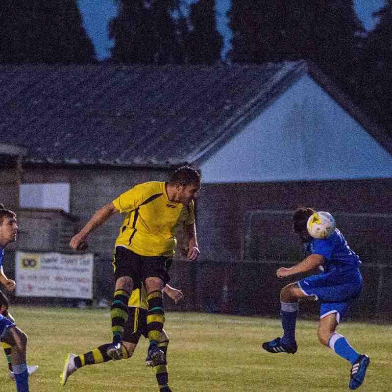 Frimley Green v SCR (pre-season friendly)