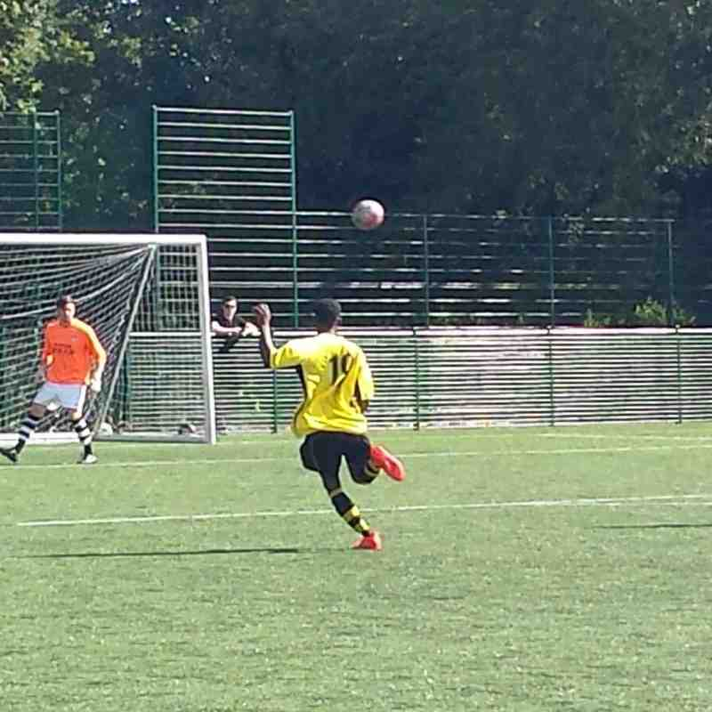 Reserves v Tooting Bec - Sat  6 Aug 2016