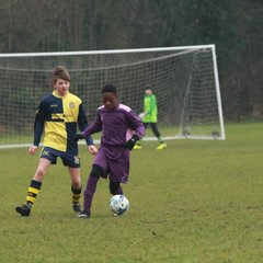 AFC Walcountians v SCR Colts Yellows 12.2.17