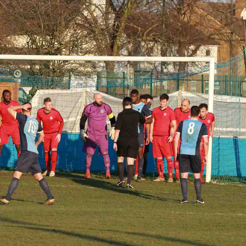 Spelthorne Sports v SCR (18.2.17)