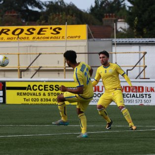 First's see off Godalming Town