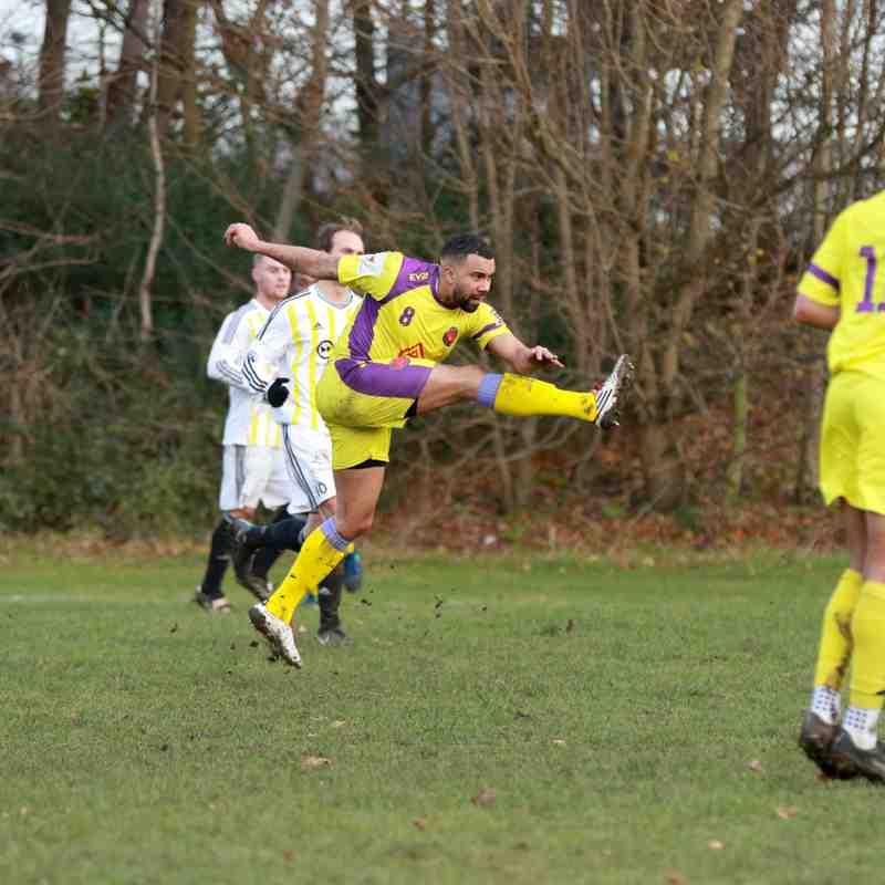 Reserves county cup v Copthorne 9.12