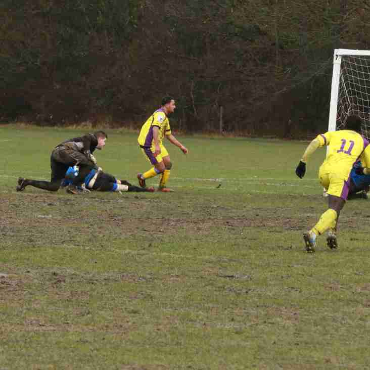 Reserves cruise into semi-final