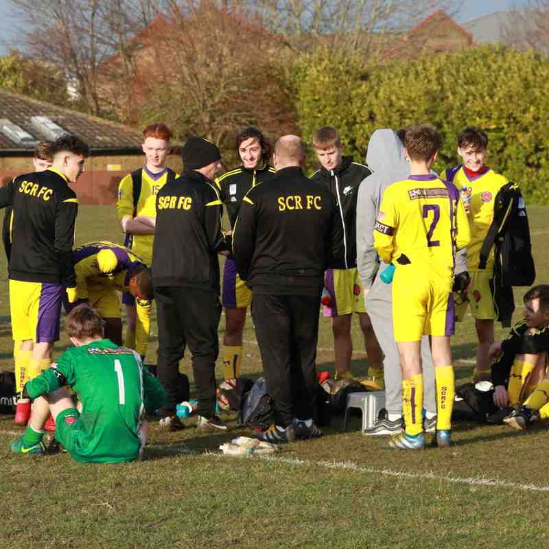 18 Yellows v Corinthian Casuals 18.2.18