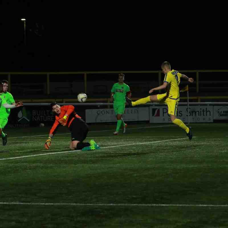 U21's v Dorking Wanderers